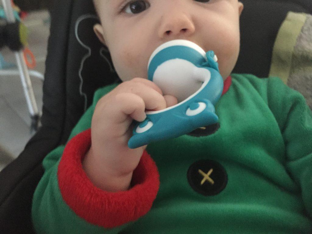 [Test] La grignoteuse pour bébé