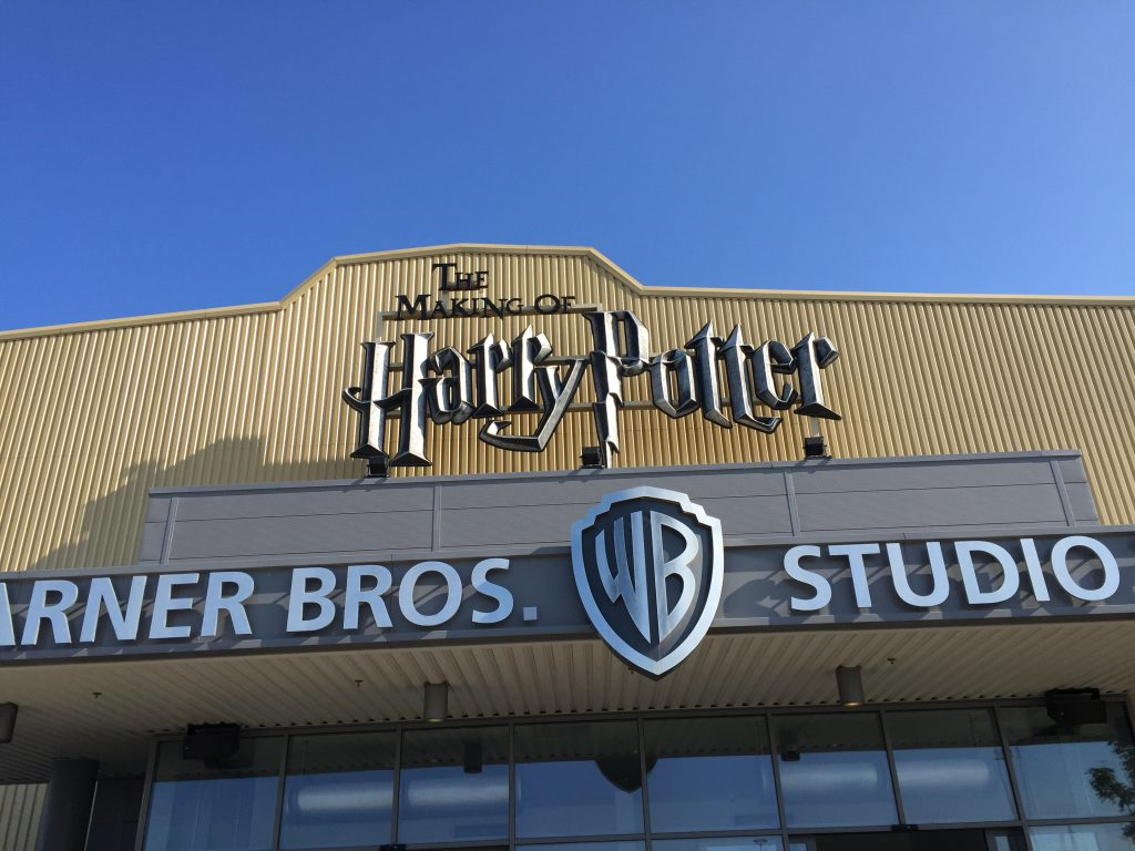Le Studio Harry Potter