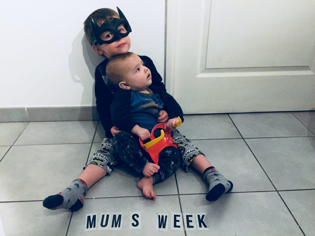 Mum's week #7