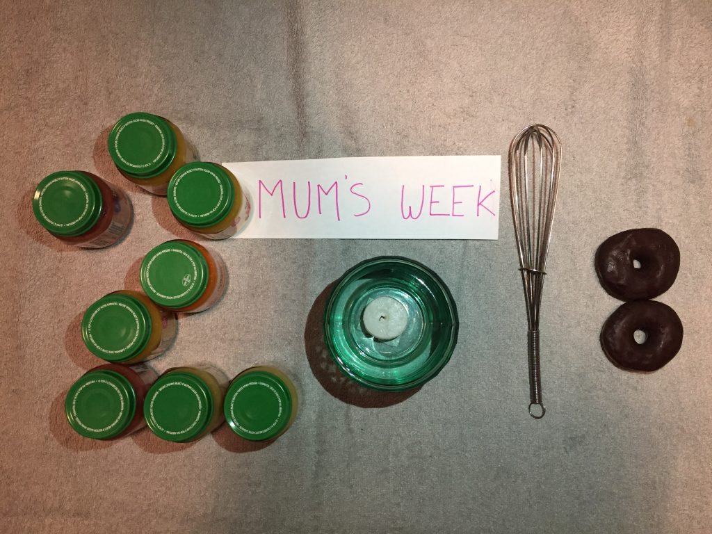 Mum's week #5