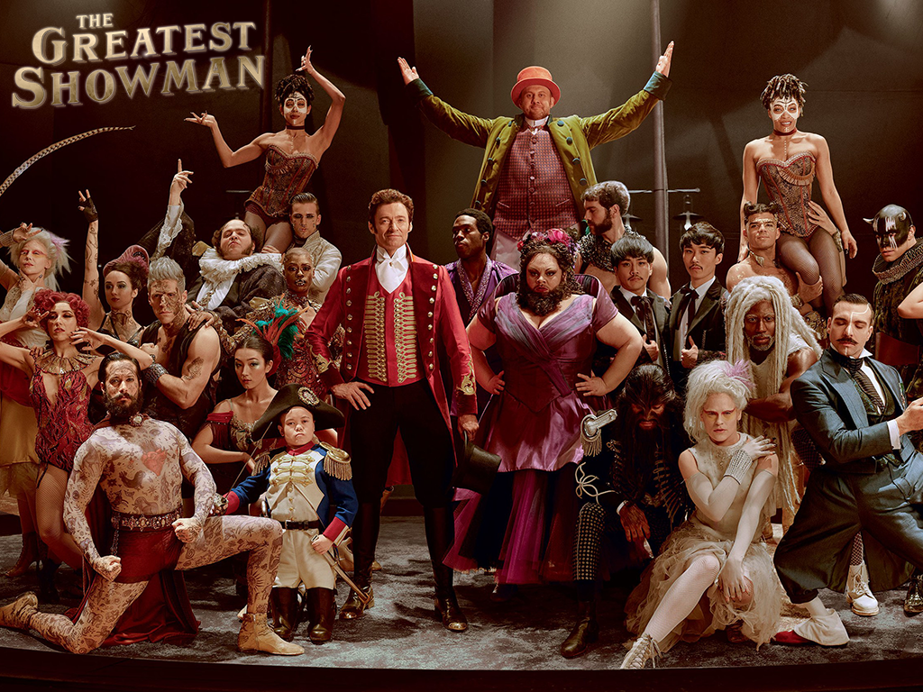 "Mon avis sur le film ""The Greatest Showman"""