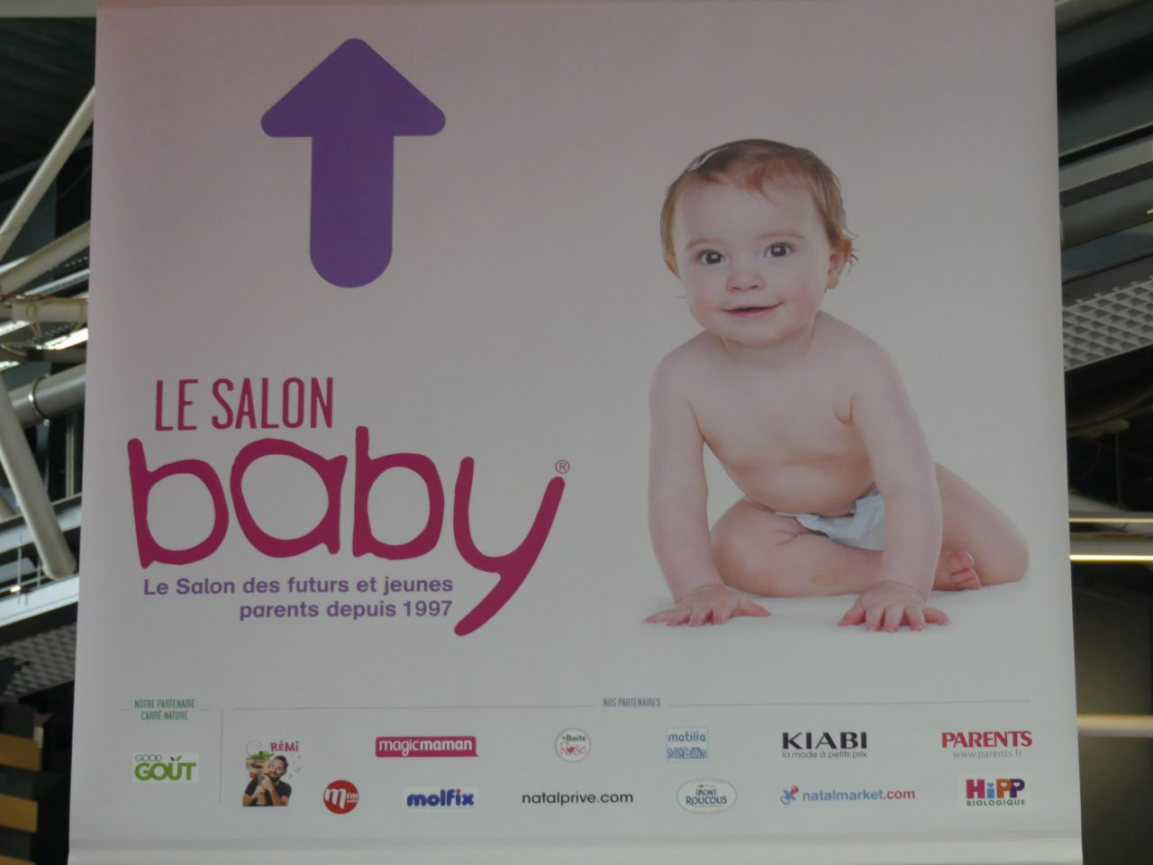 Petit room-tour du SALON BABY Lyon 2018