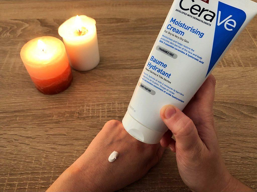 [Test] Le baume hydratant de la marque Cerave