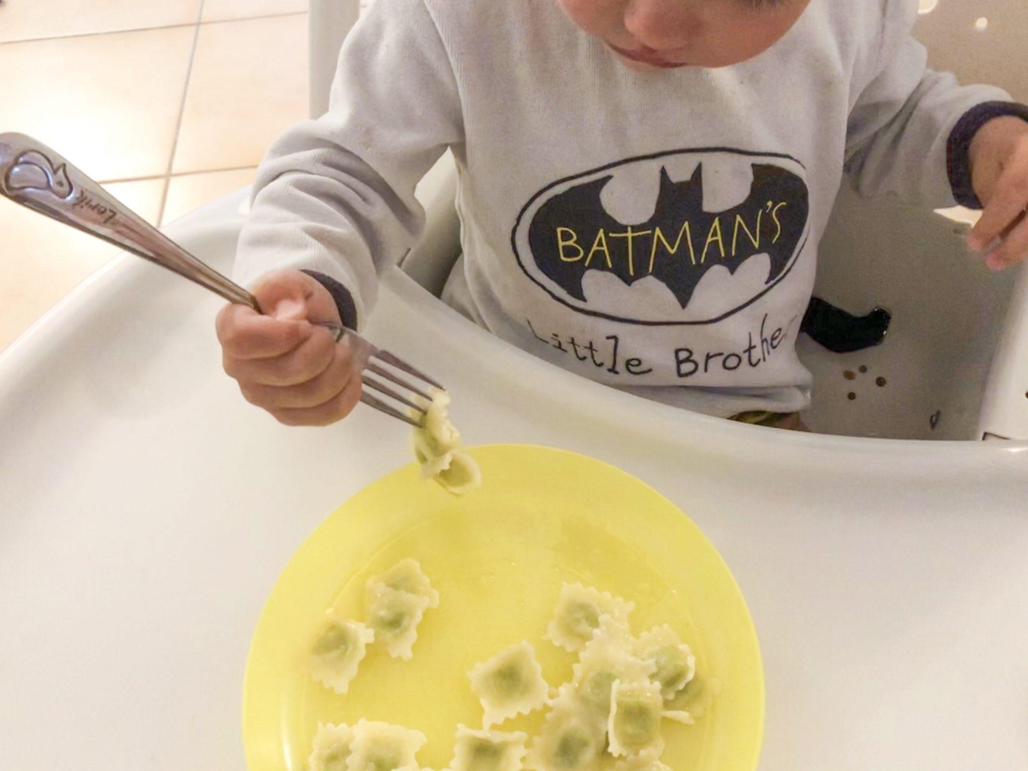[Test] Repas avec les couverts Byhappyme