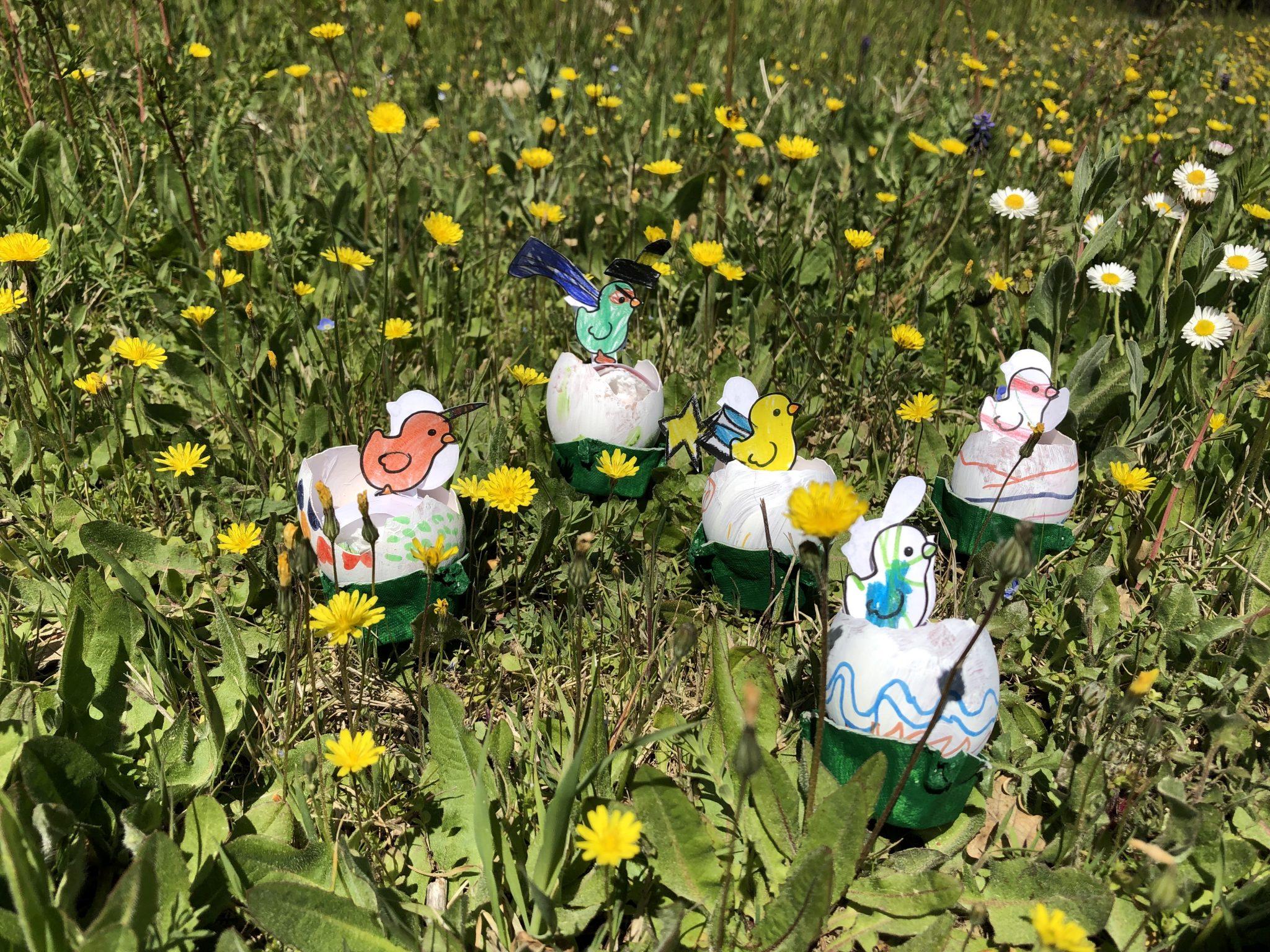 [DIY] Les petits poussins de Pâques
